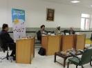 جلسات دفاع از پایان نامه